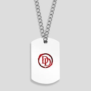Daredevil Symbol Dog Tags