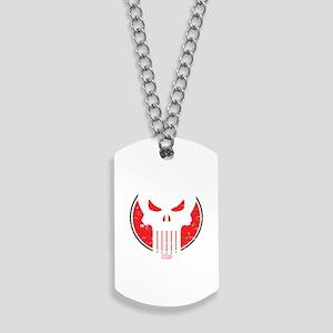 Punisher Icon Dog Tags