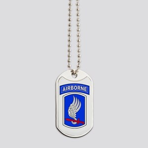 173rd Airborne Brigade Dog Tags