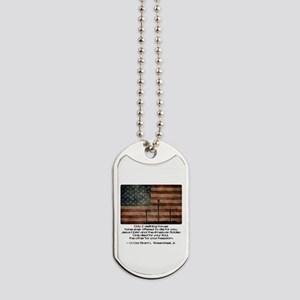 Defining Forces Dog Tags