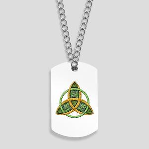 Celtic Trinity Knot Dog Tags