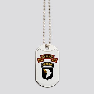 2-327th - 101st Dog Tags