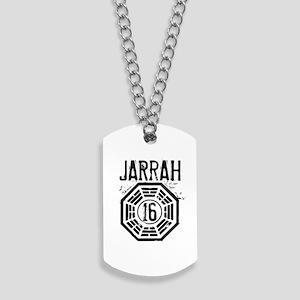 Jarrah 16 - LOST Dog Tags