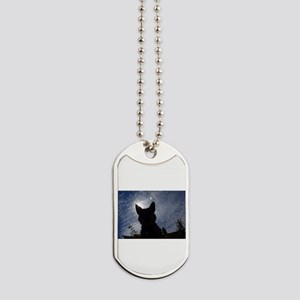 Stealthy Cattle Dog Dog Tags
