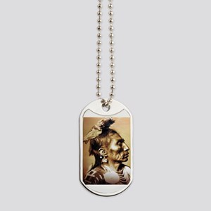 side indian Dog Tags