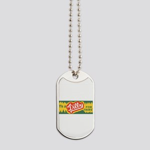 Dilly Soda 3 Dog Tags