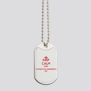 Cooperative Agreements Dog Tags
