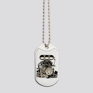 blower11 Dog Tags