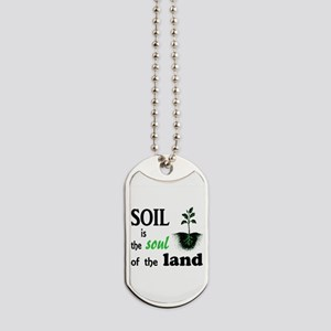 Soul of the Land Dog Tags