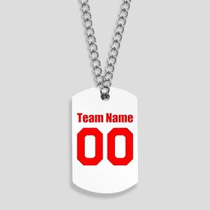 Team Dog Tags