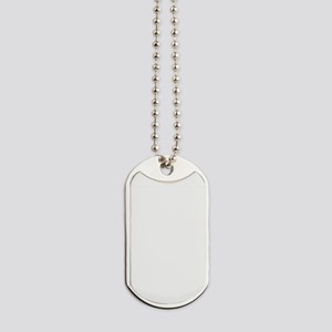 Pink Seven Dog Tags