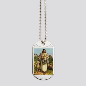 The Life ofJesus Dog Tags