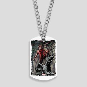 Daredevil Gargoyle Dog Tags