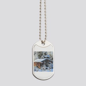 Country Holidays! Dog Tags