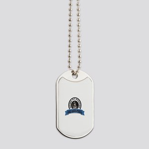 Father of scouts bp Dog Tags