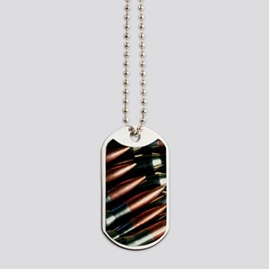 Rifle Bullets Dog Tags