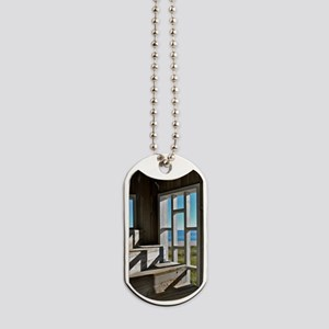 View From Within Dog Tags