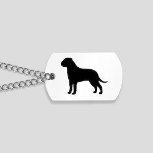 Bullmastiff Dog Tags