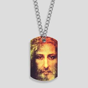 Image of Christ Dog Tags