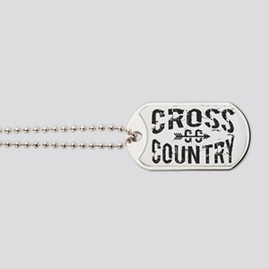 cross country Dog Tags