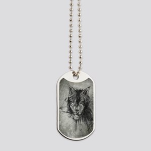 wolf Alpha Omega Dog Tags