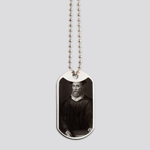 John Knox, Scottish theologian Dog Tags