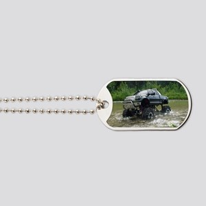 TUNDRAS DAY OUT Dog Tags