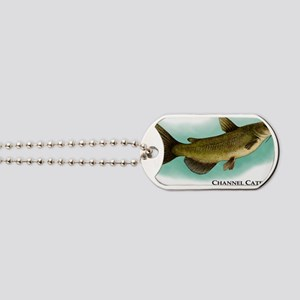 Channel Catfish Dog Tags