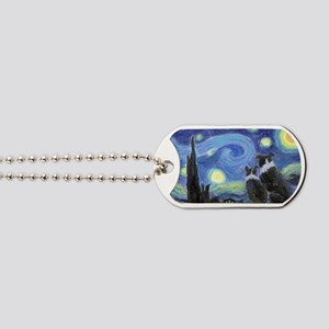Starry Night hr Dog Tags