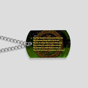 IRISH-BLESSING-14x10_LARGE-FRAMED-print Dog Tags