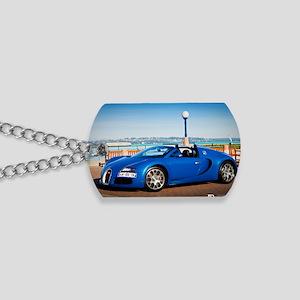 Bugatti5 Dog Tags