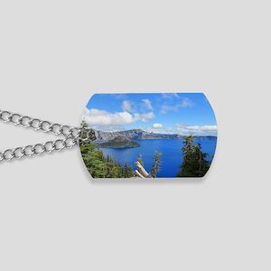 Crater Lake National Park Dog Tags