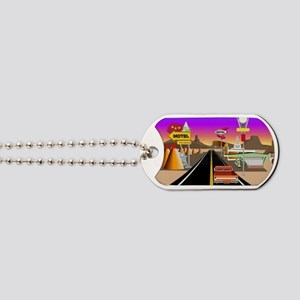 Get your kicks on Route 66 Dog Tags