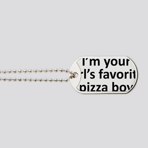 pizza Dog Tags