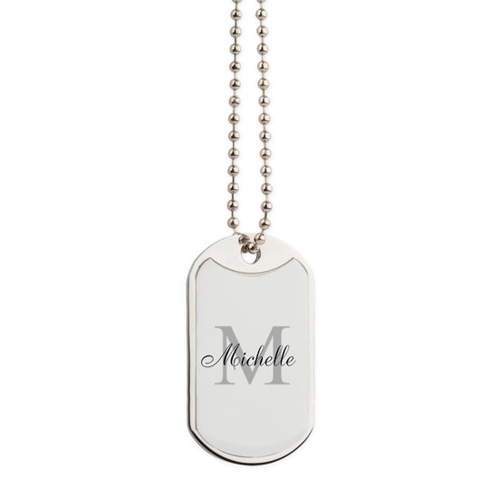 Personalized Monogram Name