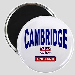 "Cambridge England 2.25"" Magnet (10 pack)"
