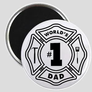 """FD DAD 2.25"""" Magnet (10 pack)"""