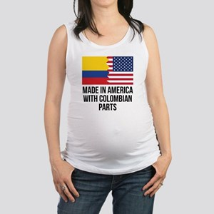 Made In America With Colombian Parts Maternity Tan