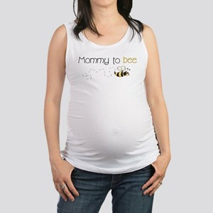 mommy to bee Maternity Tank Top