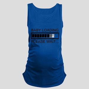 Baby Loading Please Wai Tank Top
