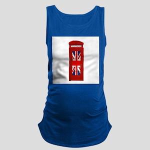 LONDON Professional Photo Maternity Tank Top