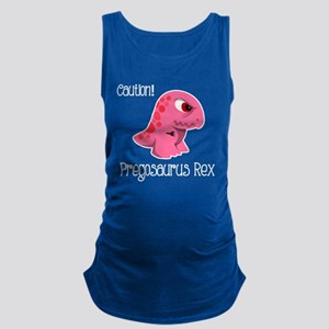 aca6be99c4caf Pregosaurus Rex Maternity Tank Top
