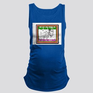 Black American Native American Tank Top