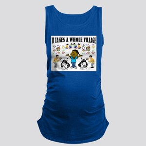 African proverb, it takes a whole village Tank Top