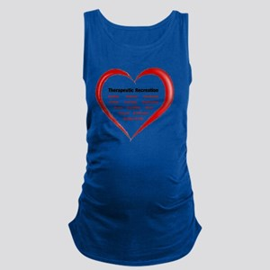 Therapeutic Recreation Benefits Maternity Tank Top