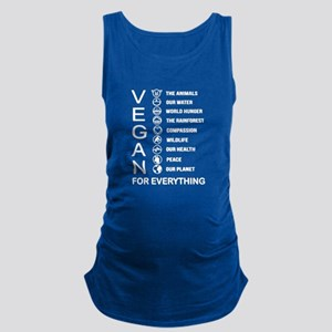 VEGAN FOR EVERYTHING Maternity Tank Top