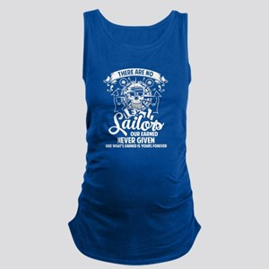 There Are No Ex Sailors T Shirt Tank Top