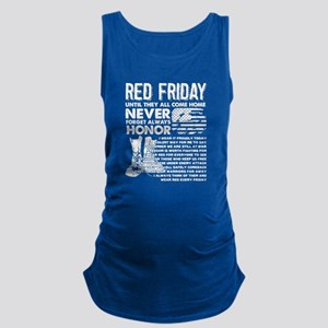 Red Friday Untill They All Come Home Tank Top