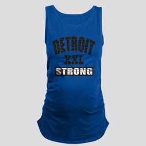 Detroit Strong Maternity Tank Top