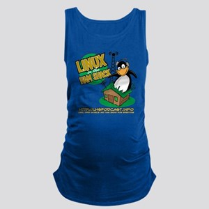 LHS Logo 1-Sided Maternity Tank Top